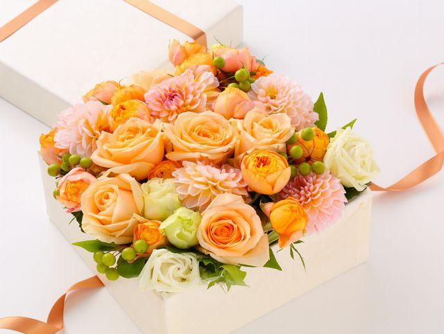 卒業祝いに贈りたい花束