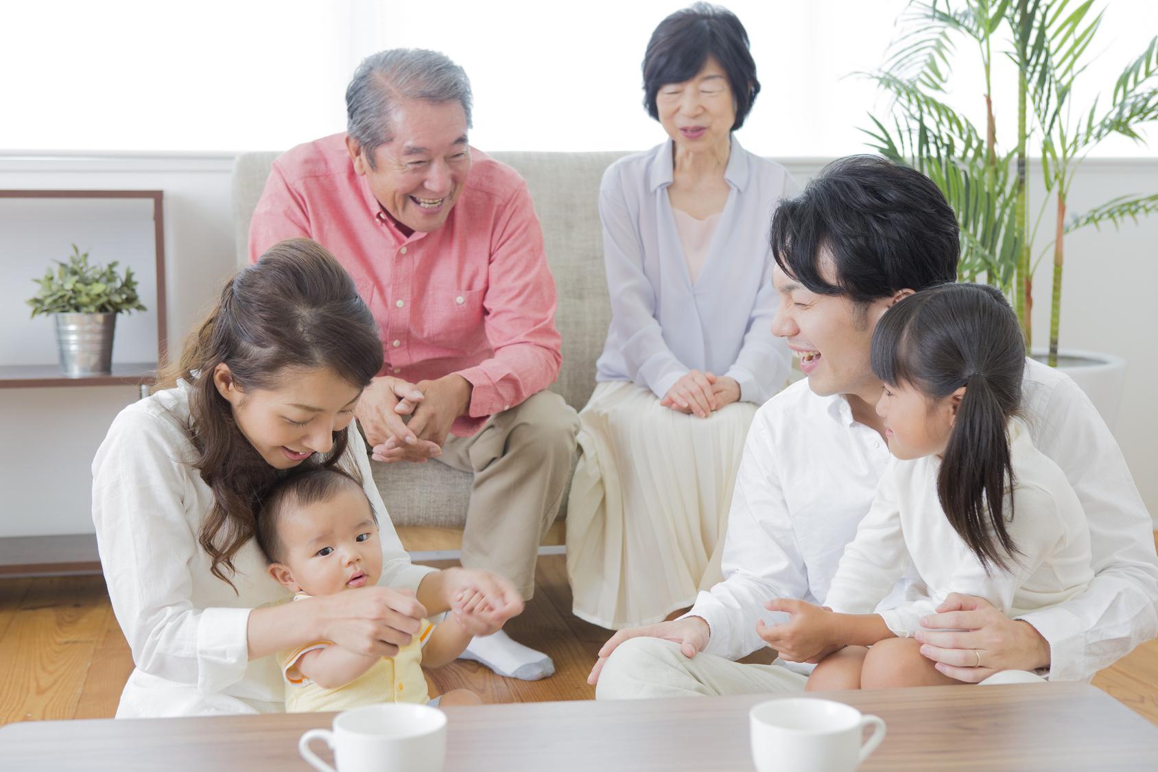 お祝い別に見るご両親への内祝い 新築・引っ越し内祝い